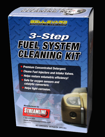 Boulevard Fuel System Cleaning Kit